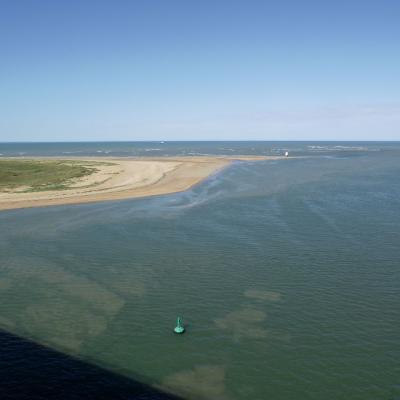 vue du pont de Noirmoutier