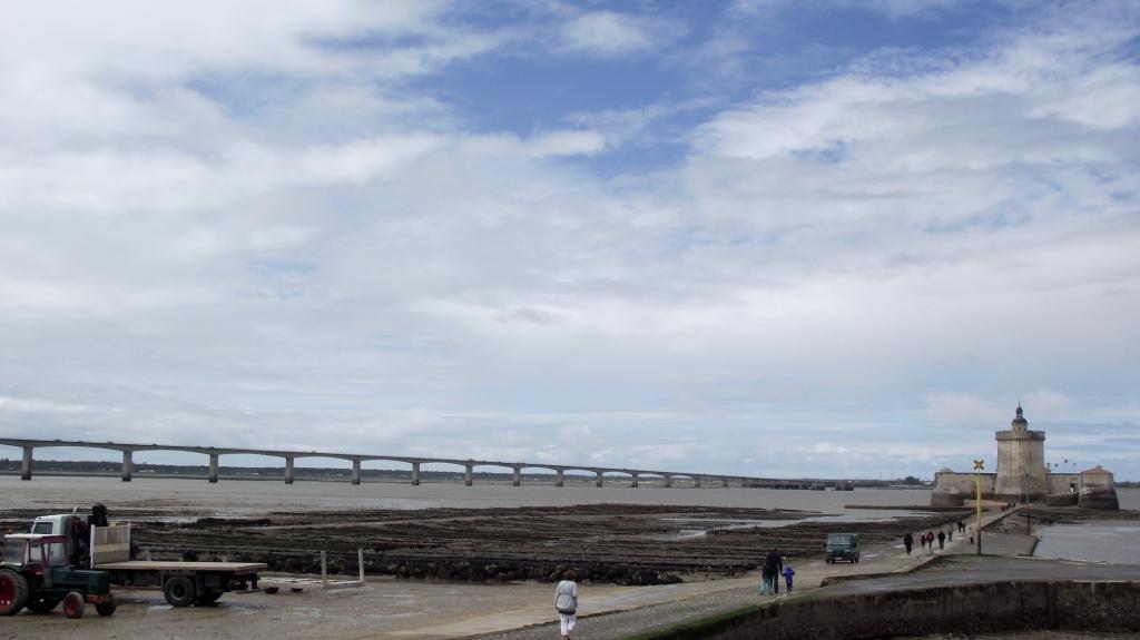 pont d'Oléron