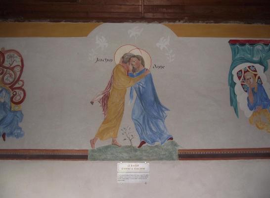 10 lieux saints baiser