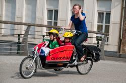 Cargo bike ghent 7
