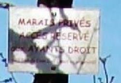 Pancarte port 1