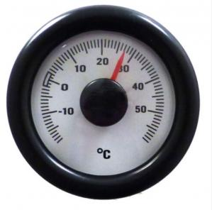 Thermometre rond