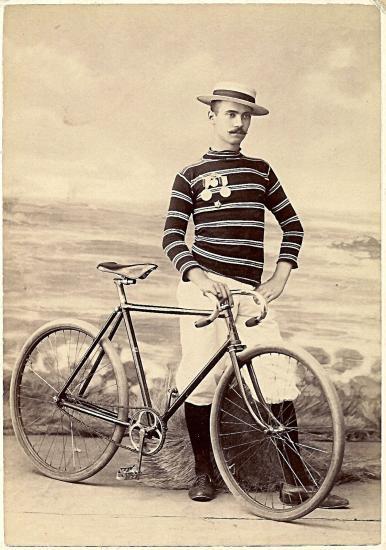 Tour de france cyclisme 1900